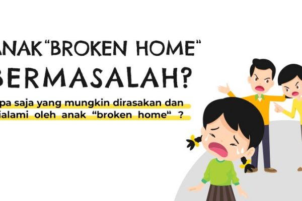masalah anak broken home