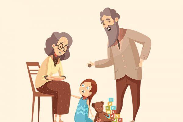 cara cegah alzheimer dengan pada kakek dan nenek