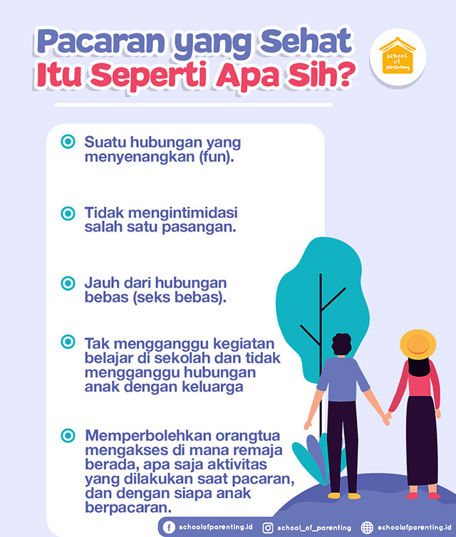 cara jelaskan cinta pada anak remaja