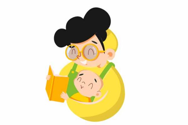 simulasi sekolah bayi di rumah