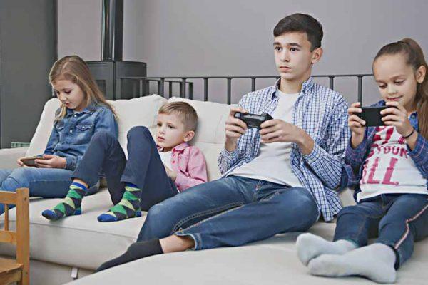 ciri anak kecanduan gadget