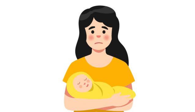 beda baby blues dan postpartum