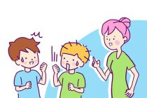 Hadapi anak yang terpengaruh pertemanan negatif