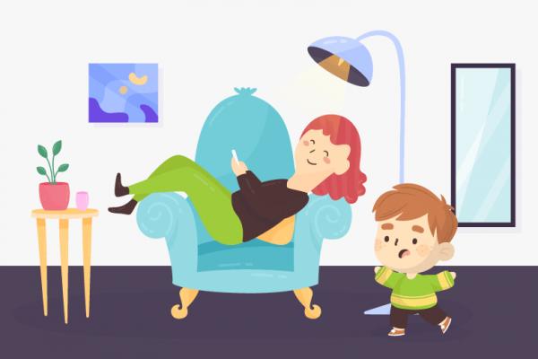 Aturan Smartphone Bagi Orangtua di Era Digital