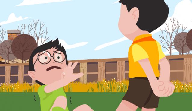 atasi bullying pada anak