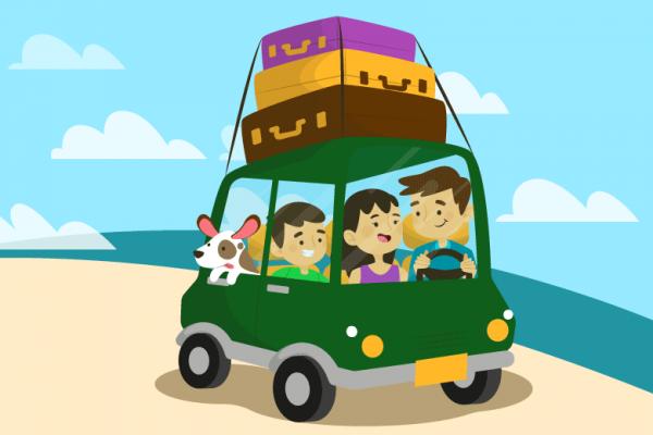 tips liburan murah