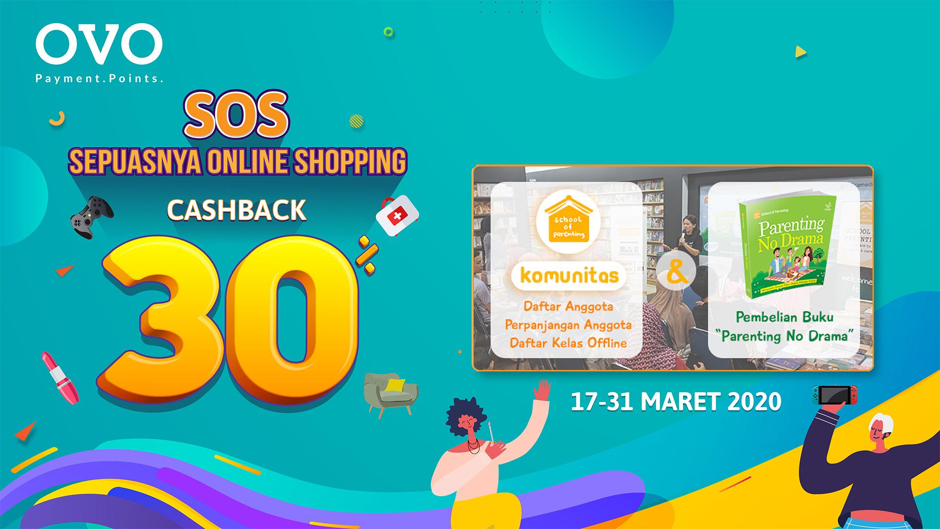Banner Header Promo OVO SOP