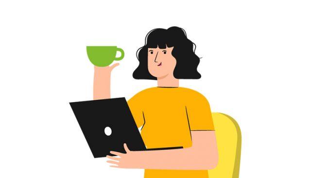bekerja di rumah (work from home) tips sukses