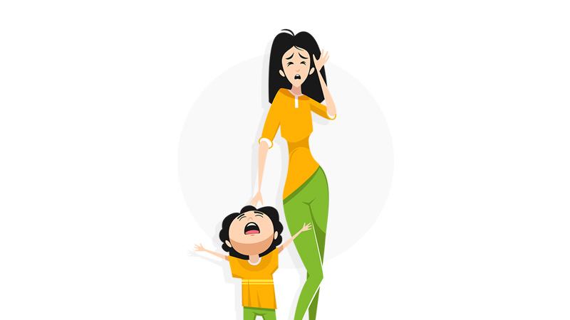 Membesarkan Anak Tanpa Ayah, Bisa Jadi Masalah?