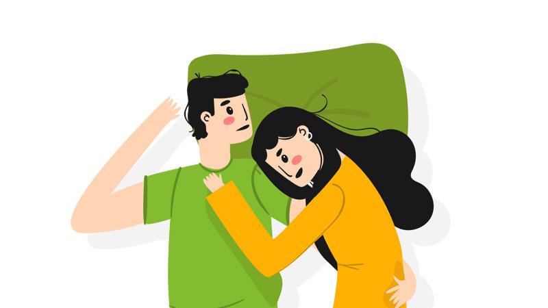 Stres Hadapi COVID 19? Ide Pillow Talk ini Bantu Pasangan Rileks!