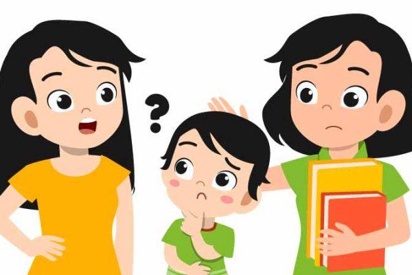 cara guru dan orang tua bantu anak School from home