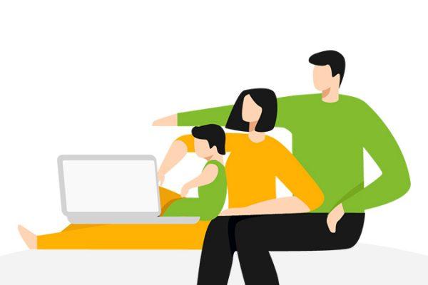 apa itu pola asuh digital parenting?