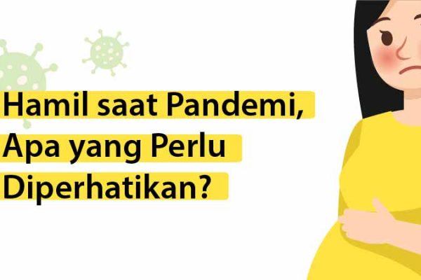 info hamil saat pandemi covid