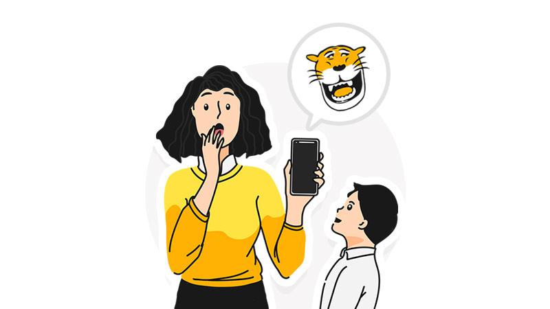 Jejak Digitalmu, Harimaumu