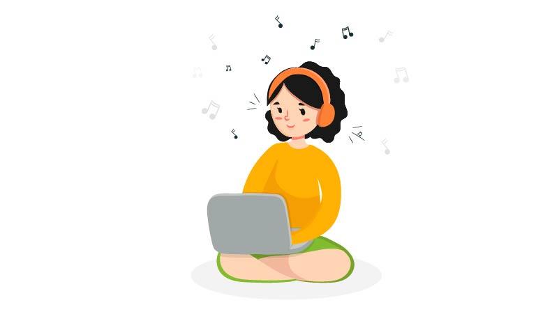 Hindari Gangguan Pendengaran, Batasi Penggunaan Headphone Anak