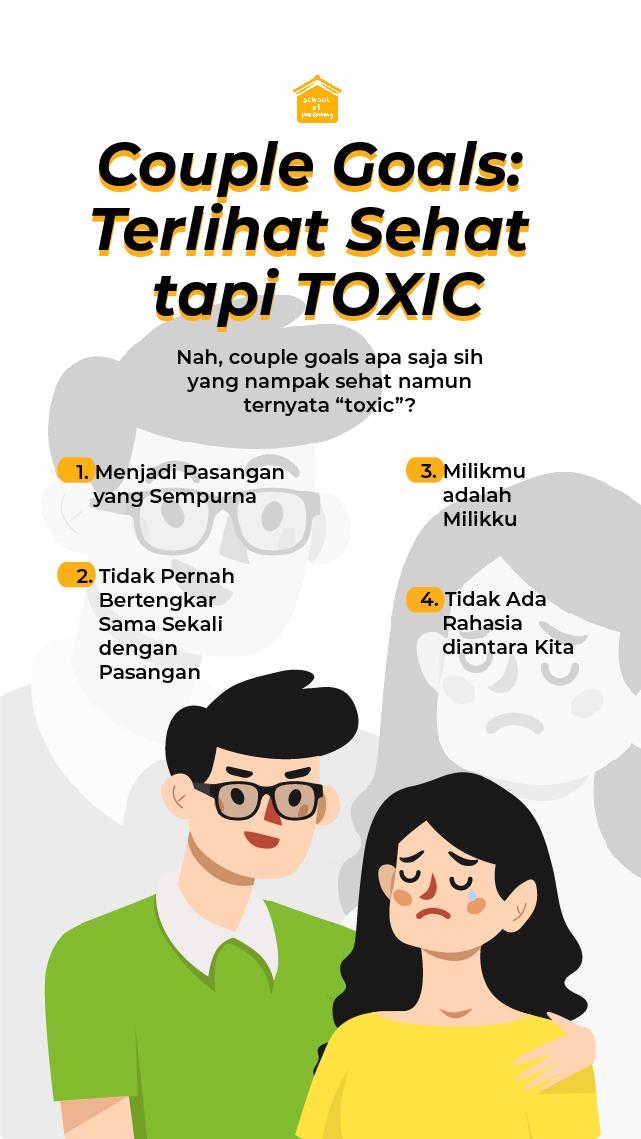 couple goals yang membuat toxic