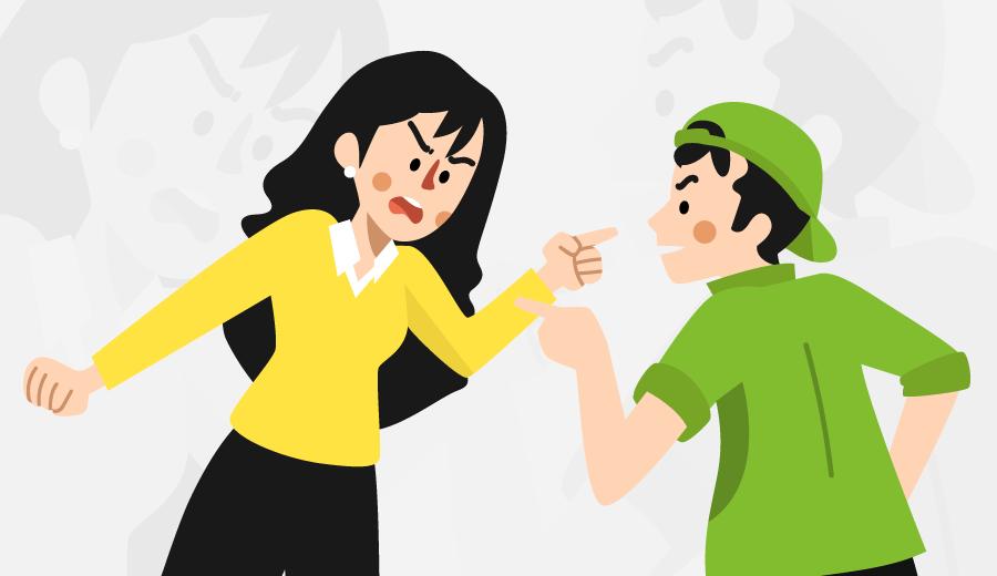 Bertengkar Sehat dengan Anak Remaja? Bisa Kok!