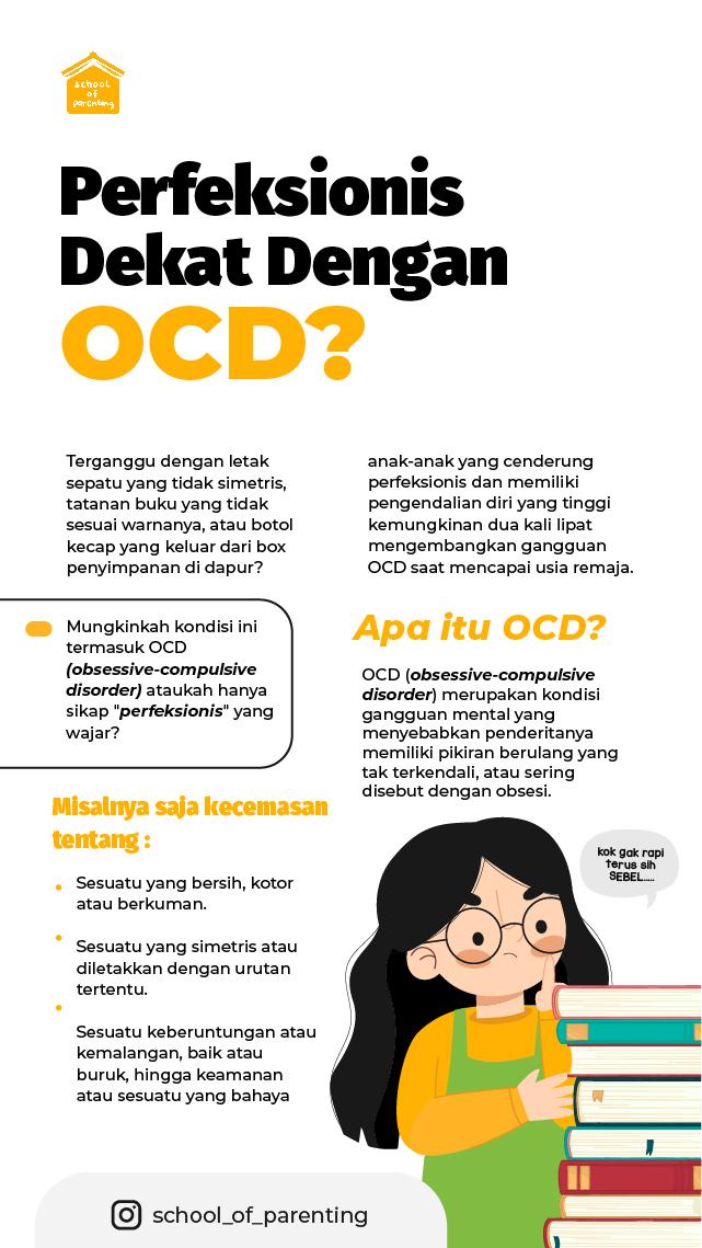 memahami gangguan OCD