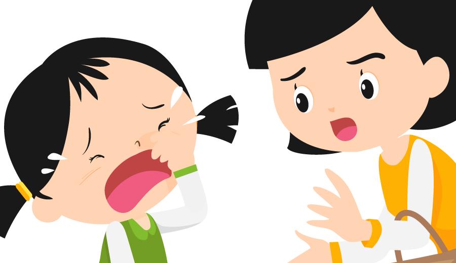 Tak Perlu Buru-Buru Respon Anak Saat Menangis
