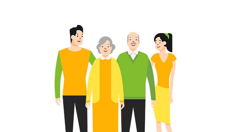 5 Cara Memberikan Perawatan Emosional untuk Orang Tua Tercinta