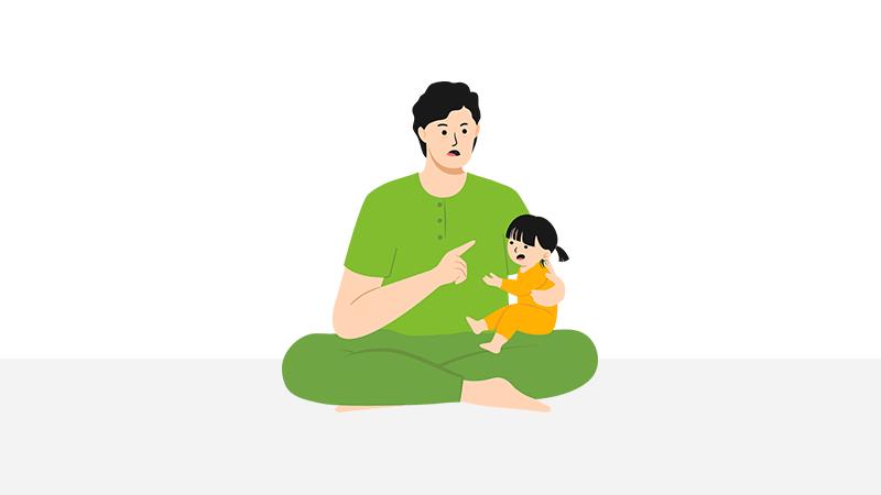 Respon Terbaik Orang Tua saat Anak Banyak Bertanya