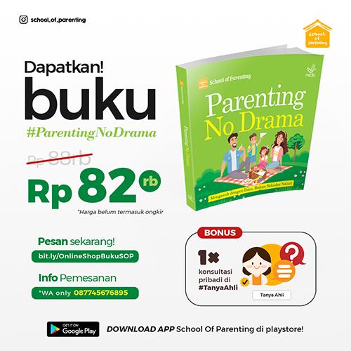 Buku SOP - Parenting no Drama