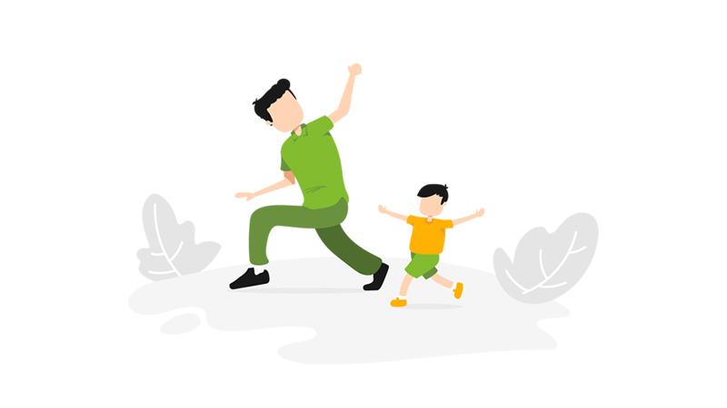 Tips Menjadi Ayah Sambung yang Baik
