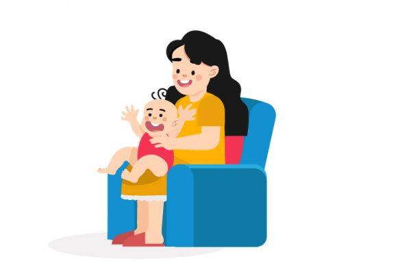 Secure Attachment : Percaya Pada Anak Bisa Dibangun Sejak Dini