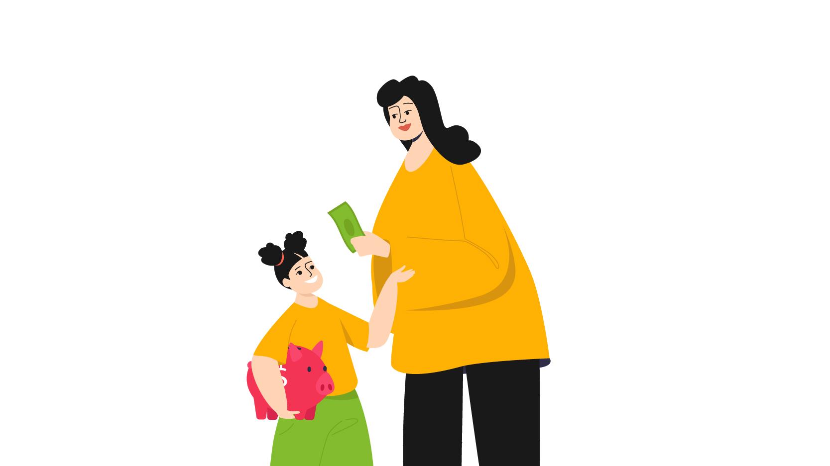 Bagaimana Anda Mengelola Uang saat Ini Dipengaruhi Pengalaman Masa Kecil