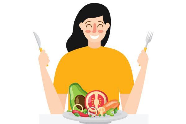 Mindful Eating : Makan untuk Investasi Jiwa Raga