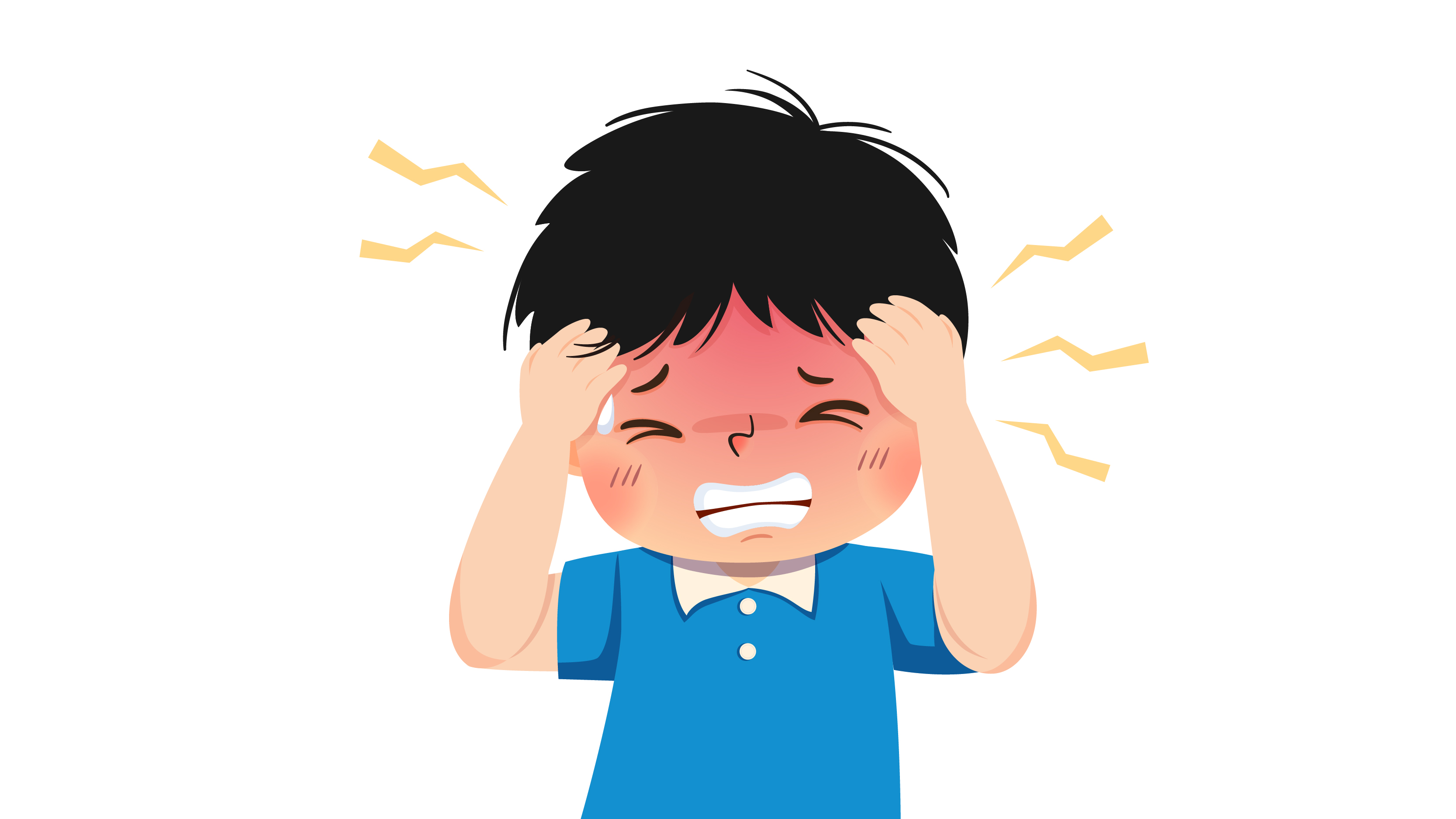 Terlalu Sensitif atau Sensory Proccesing Disorder?
