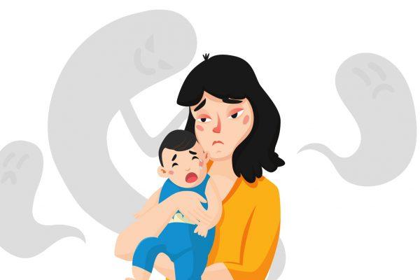 Bayi Menangis Berlebihan, Waspada KOLIK