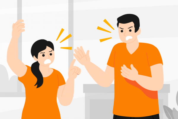 Pasanganku Posesif: Tanda Sayang atau Ancaman ?