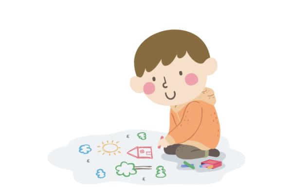 Mengatasi Kecemasan Anak dengan Aktivitas Doodling