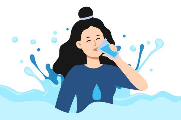 Bukan Sulap: Air untuk Meredakan Stress